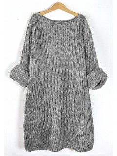 Sweter Lily Stylish Grey