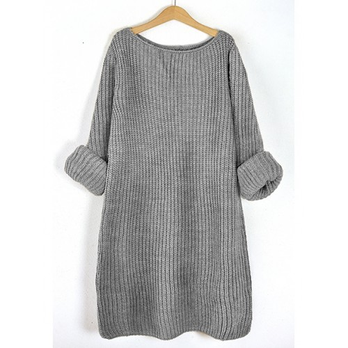 Sweter Lily Stylish Grey