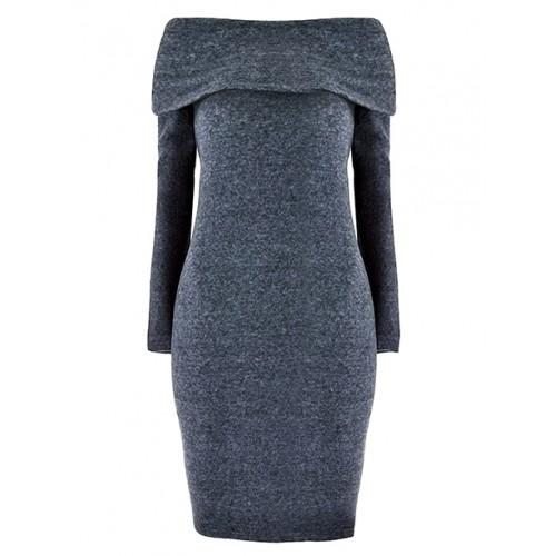 Sukienka Rita Dark Grey