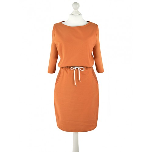 Sukienka Troczek Cinnamon
