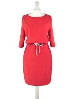 Sukienka Troczek Red