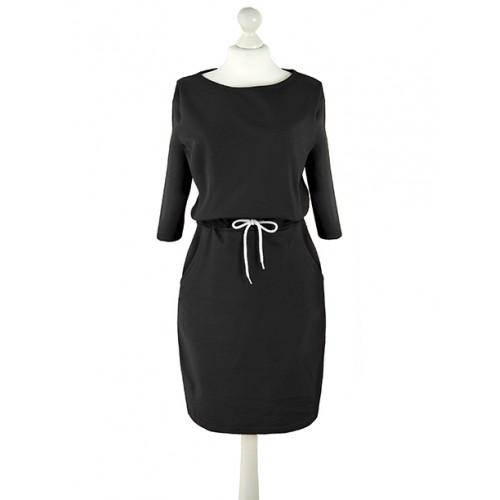 Sukienka Troczek Black