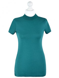 Bluzka Insta Emerald