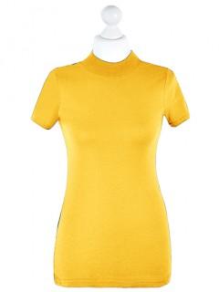 Bluzka Insta Mustard