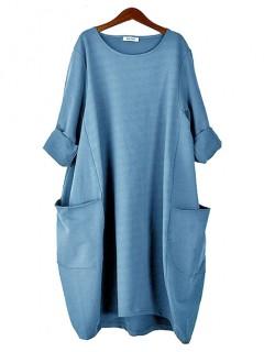 Sukienka Oversize Denim