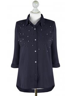 Koszula Mali Navy Blue