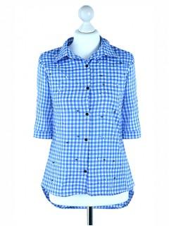 Koszula Krateczka Niebieska