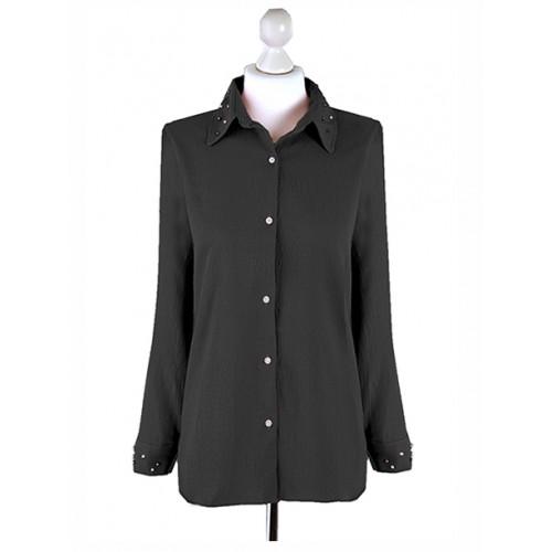 Koszula Perły Black