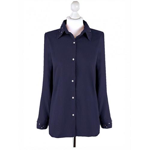 Koszula Perły Navy Blue