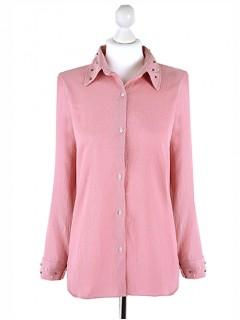 Koszula Perły Blush
