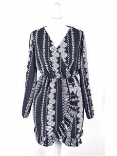 Sukienka Aztec Navy Blue