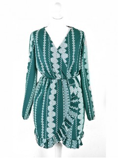 Sukienka Aztec Turquoise