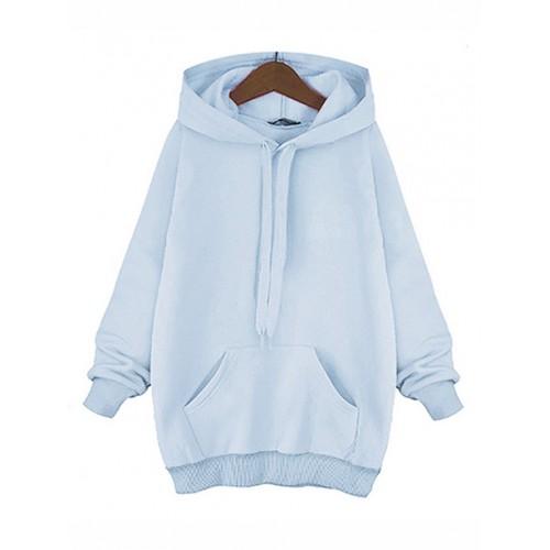 Bluza Basic Pastel Blue