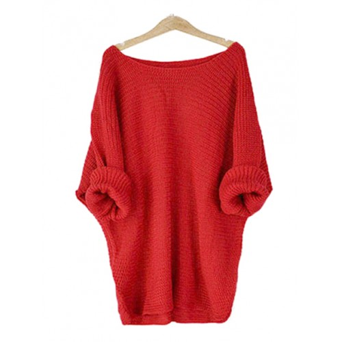 Sweter Lisa Red