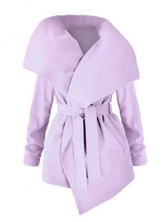 Płaszcz Flausz Wrap Lily