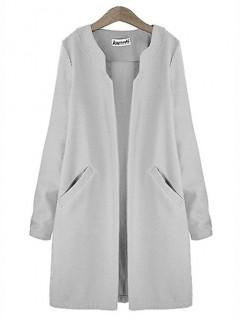 Płaszcz Premium Grey