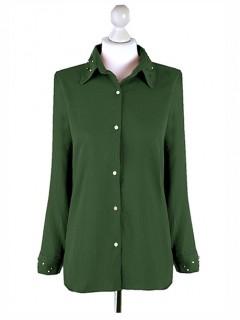 Koszula Perły Olive