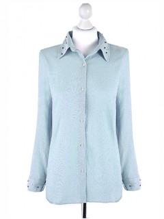 Koszula Perły Blue