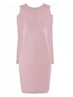 Sukienka Carmen  Pastel Pink