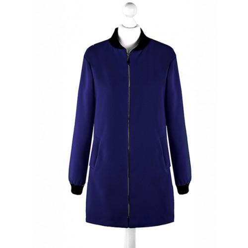 Płaszcz Milano Navy Blue