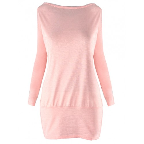 Sukienka Tuba Pastel Pink