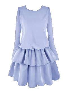 Sukienka Jenny Pastel Blue