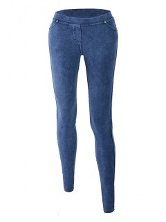 Legginsy Tregginsy Denim
