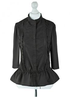 Bluzka Baskinka Black