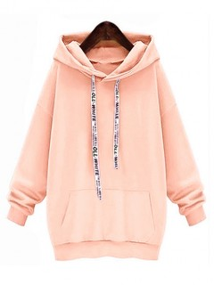 Bluza Oll White Pastel Pink