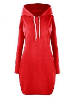 Sukienka Kangurka Red