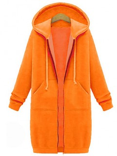 Bluza L-Basic Neon Orange