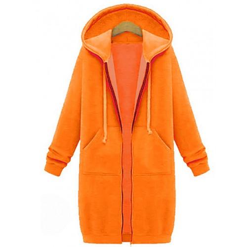 Bluza L-Basic Neon Orange