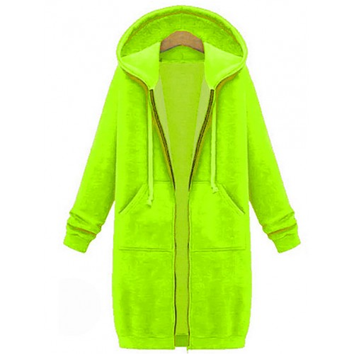 Bluza L-Basic Neon Green