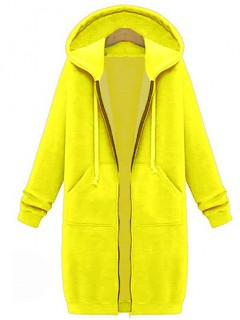Bluza L-Basic Neon Yellow