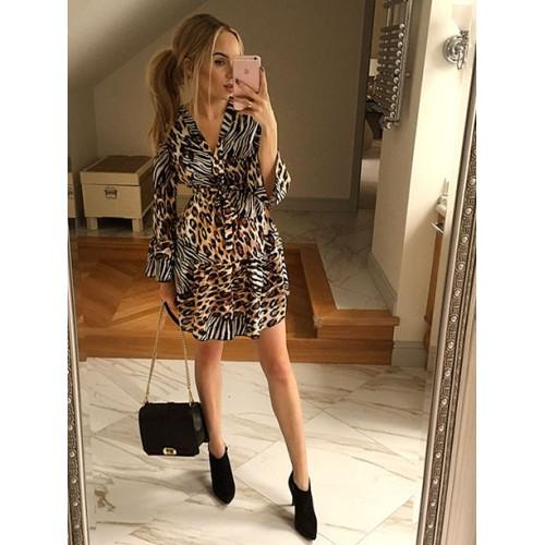 Sukienka Italy Pantera