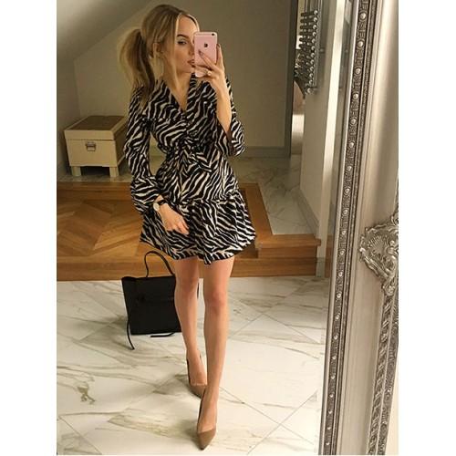 Sukienka Italy Zebra