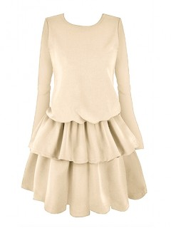 Sukienka Princess Light Beige
