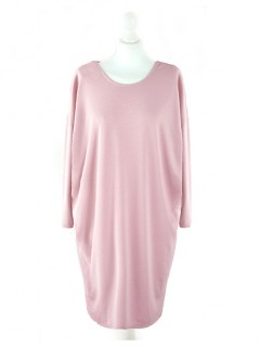 Sukienka Over Pastel Pink