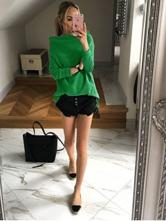 Bluza Over Green