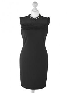 Sukienka Perły Czarna