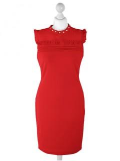 Sukienka Perły Czerwona