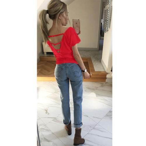 Bluzka Mali Red
