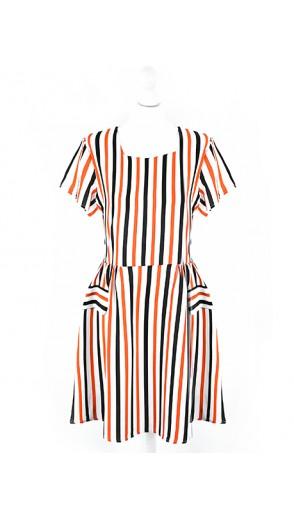 Sukienka Lara Orange