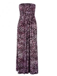 Sukienka Maxi Pantera Purple