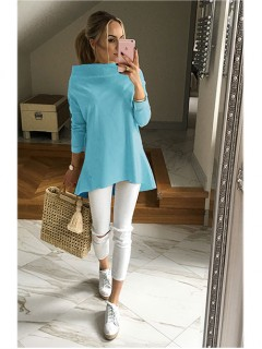 Bluza Over Pastel Blue
