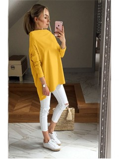Bluza Over Sunny Yellow