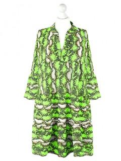Sukienka Snake Neon