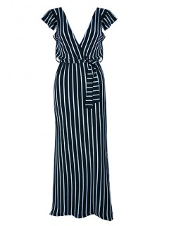 Sukienka Maxi Black