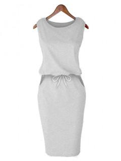 Sukienka Lizbona Grey