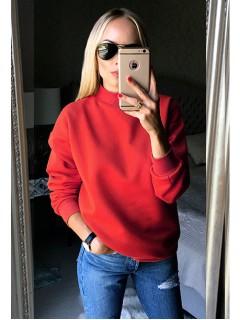 Bluza Stójka Awanti Czerwona